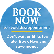 book now to avoid disappointmentt